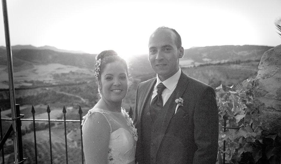 La boda de Jesús y Desiree en Ronda, Málaga