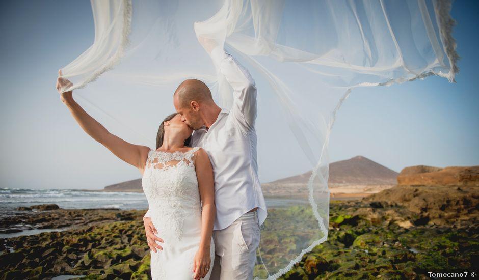 La boda de Miguel y Sahira en Puerto De La Cruz, Santa Cruz de Tenerife
