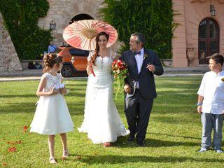 La boda de Sara y Cristian 1