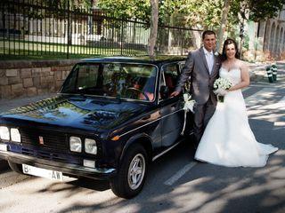 La boda de Toni y Silvia