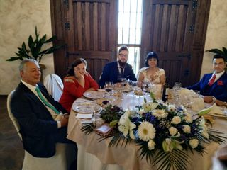 La boda de Saray y Julián  2
