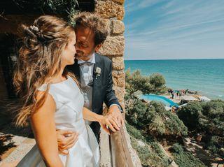 La boda de María y Paolo