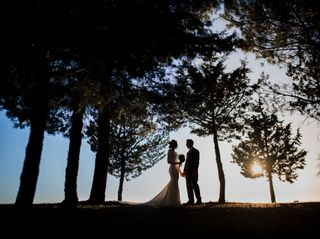 La boda de Manoli y Rubén