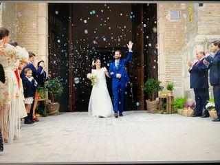 La boda de Lucía y José Miguel