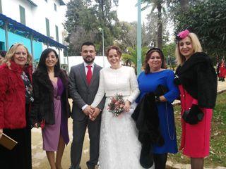 La boda de Raquel  y Moisés