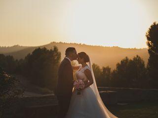 La boda de Erika y Cristian
