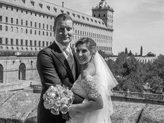 La boda de Lucía y Tom 1