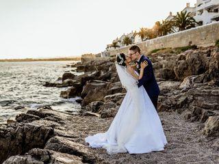 La boda de Abigail  y Miguel