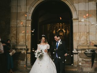 La boda de Nerea y Pablo
