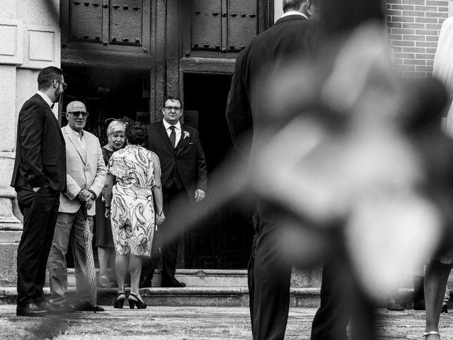 La boda de Mikel y Verónica en Hervas, Cáceres 3