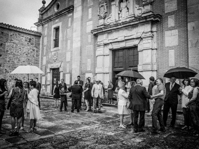 La boda de Mikel y Verónica en Hervas, Cáceres 4