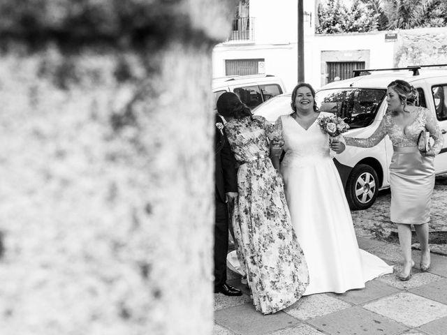 La boda de Mikel y Verónica en Hervas, Cáceres 6