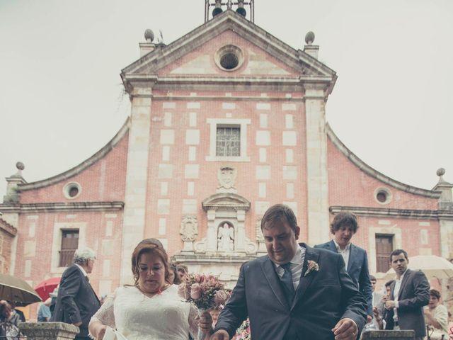 La boda de Mikel y Verónica en Hervas, Cáceres 9