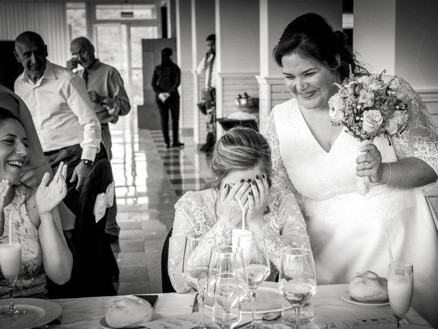 La boda de Mikel y Verónica en Hervas, Cáceres 17