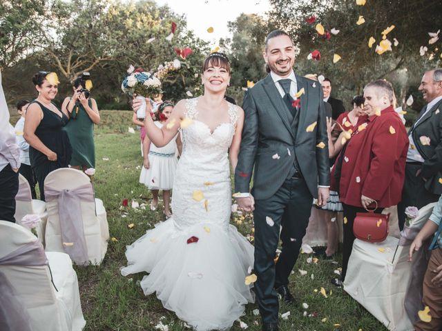 La boda de Maria Jose y Jani