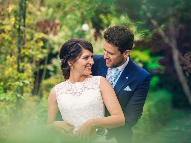 La boda de Miguel y Rocío en Arzua, A Coruña 2