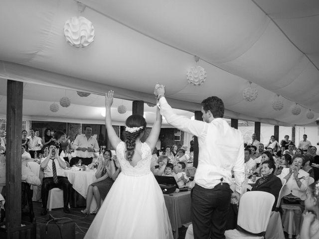 La boda de Miguel y Rocío en Arzua, A Coruña 16