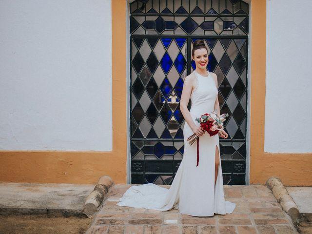 La boda de Jose Carlos y María en Alcala De Guadaira, Sevilla 36