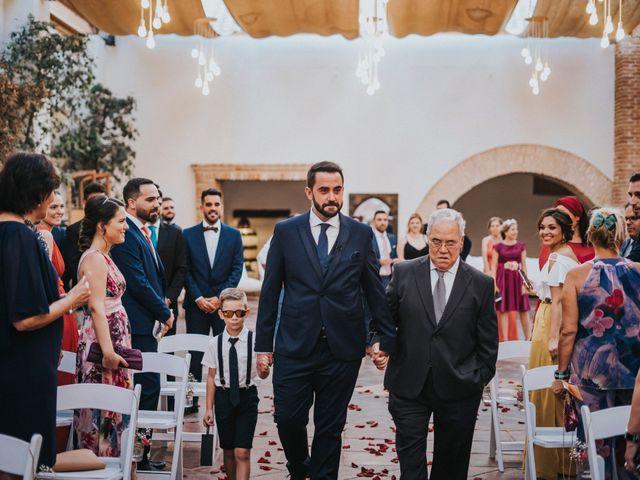 La boda de Jose Carlos y María en Alcala De Guadaira, Sevilla 42