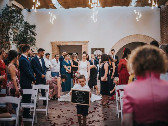 La boda de Jose Carlos y María en Alcala De Guadaira, Sevilla 45