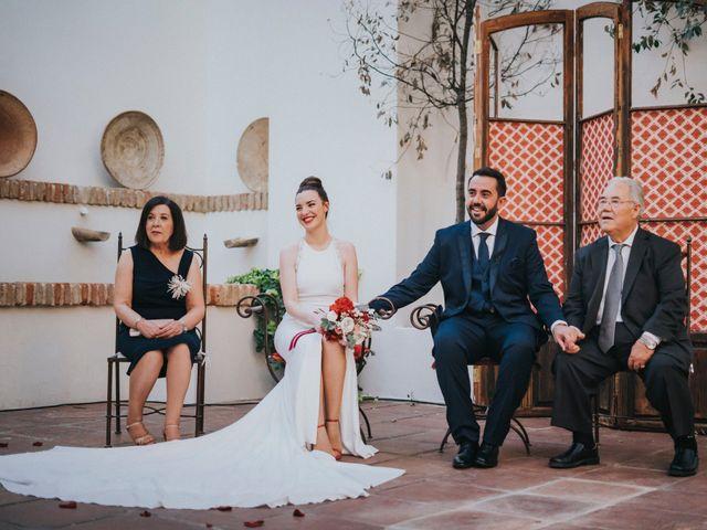 La boda de Jose Carlos y María en Alcala De Guadaira, Sevilla 49