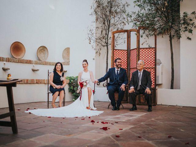 La boda de Jose Carlos y María en Alcala De Guadaira, Sevilla 51