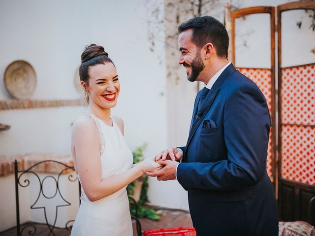 La boda de Jose Carlos y María en Alcala De Guadaira, Sevilla 53
