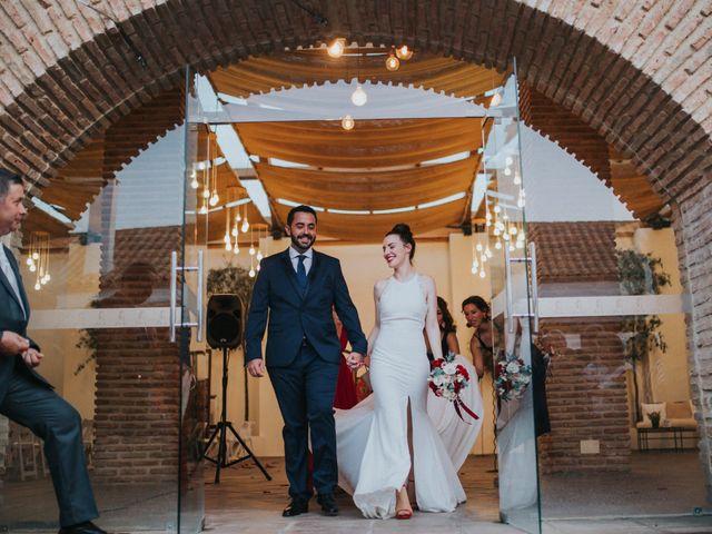 La boda de Jose Carlos y María en Alcala De Guadaira, Sevilla 55