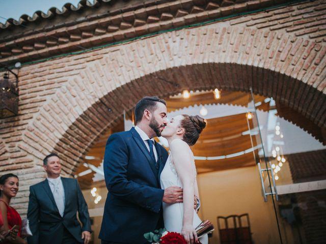 La boda de Jose Carlos y María en Alcala De Guadaira, Sevilla 57