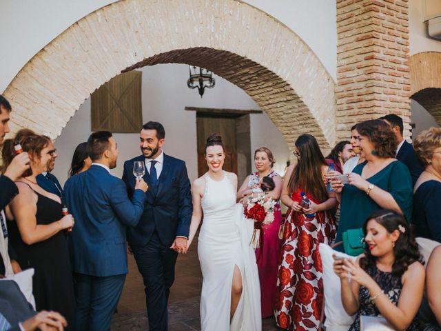 La boda de Jose Carlos y María en Alcala De Guadaira, Sevilla 60