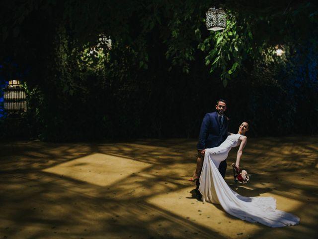 La boda de Jose Carlos y María en Alcala De Guadaira, Sevilla 66
