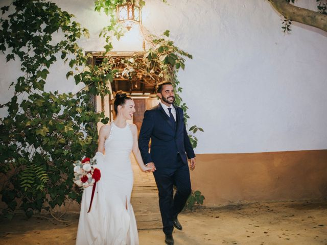 La boda de Jose Carlos y María en Alcala De Guadaira, Sevilla 76