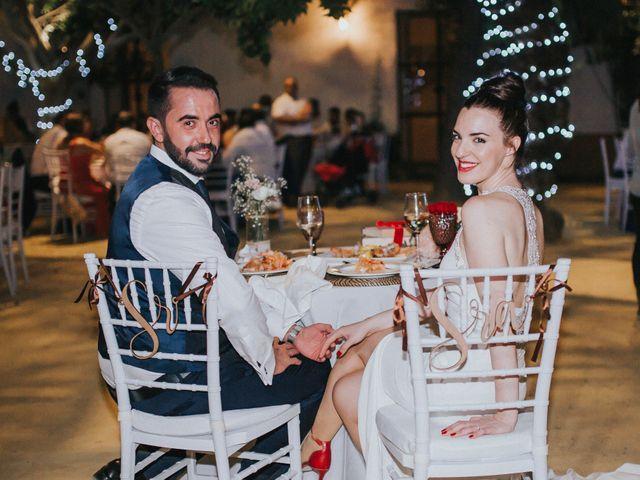 La boda de Jose Carlos y María en Alcala De Guadaira, Sevilla 79