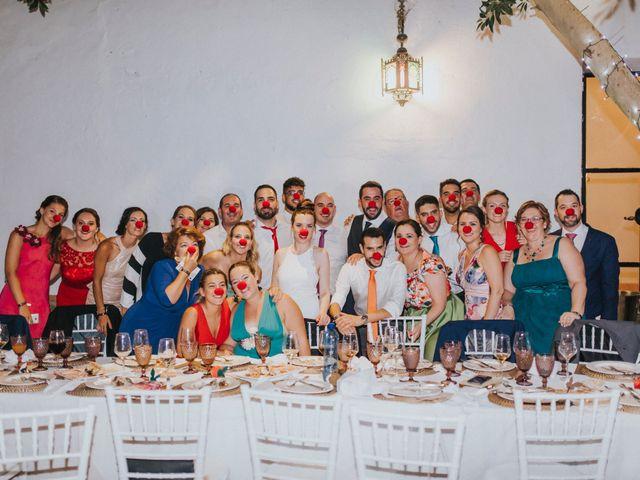 La boda de Jose Carlos y María en Alcala De Guadaira, Sevilla 83