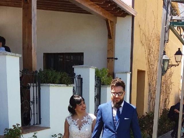 La boda de Julián  y Saray en Peñaranda De Bracamonte, Salamanca 7