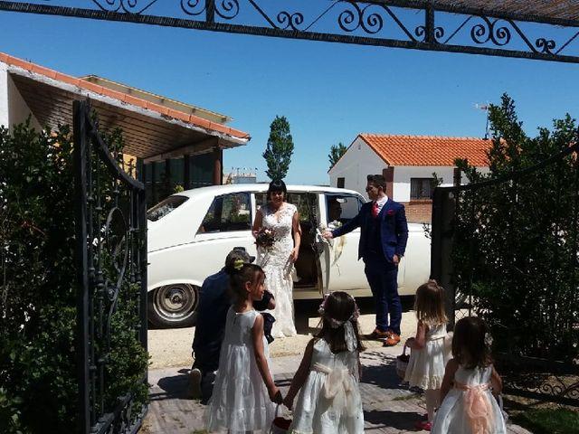 La boda de Julián  y Saray en Peñaranda De Bracamonte, Salamanca 1