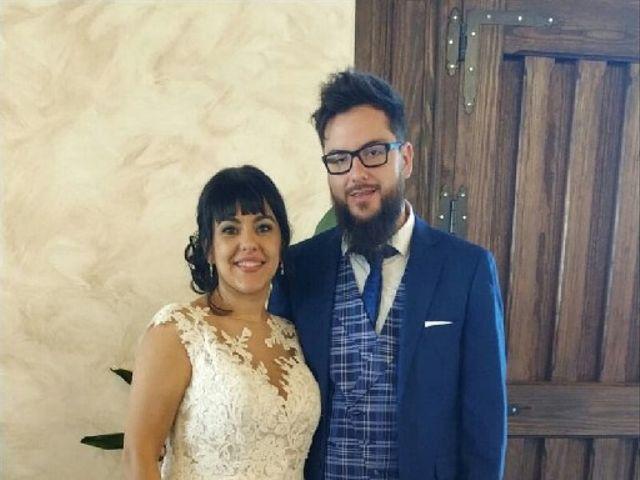 La boda de Julián  y Saray en Peñaranda De Bracamonte, Salamanca 8