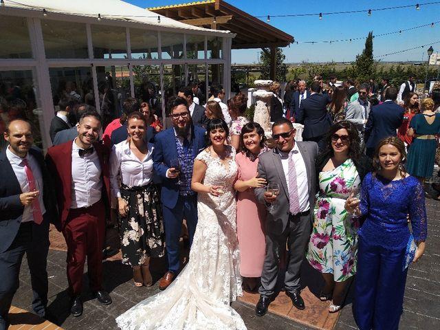 La boda de Julián  y Saray en Peñaranda De Bracamonte, Salamanca 9