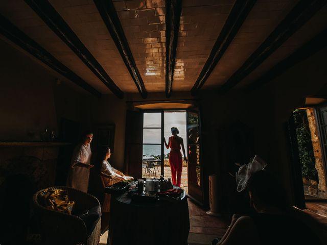 La boda de Paolo y María en Tarragona, Tarragona 5