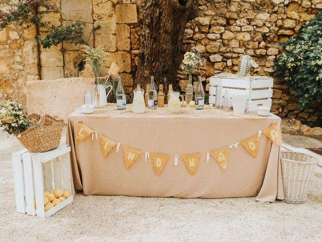 La boda de Paolo y María en Tarragona, Tarragona 24