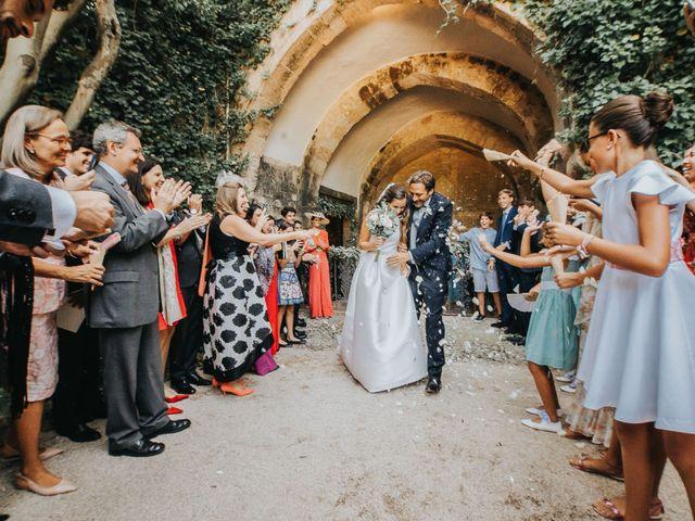 La boda de Paolo y María en Tarragona, Tarragona 35