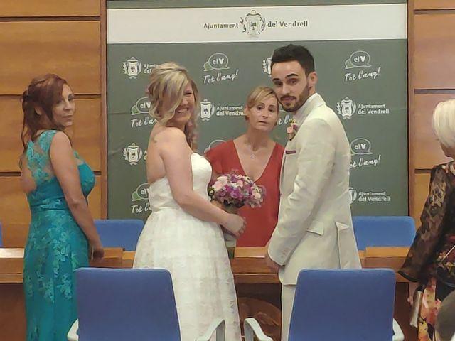 La boda de María y Dani