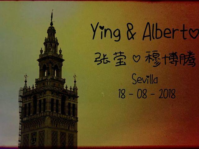 La boda de Alberto y Ying en Sevilla, Sevilla 3
