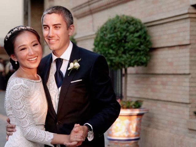 La boda de Alberto y Ying en Sevilla, Sevilla 4