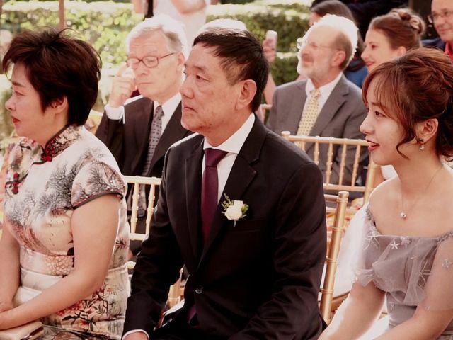 La boda de Alberto y Ying en Sevilla, Sevilla 12
