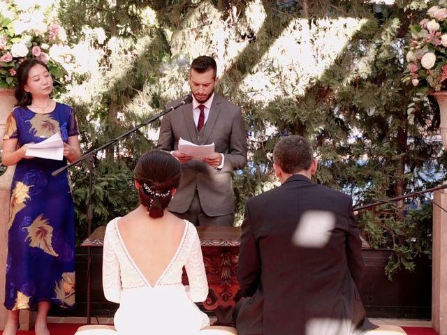 La boda de Alberto y Ying en Sevilla, Sevilla 9