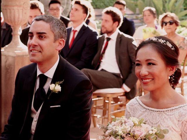 La boda de Alberto y Ying en Sevilla, Sevilla 11