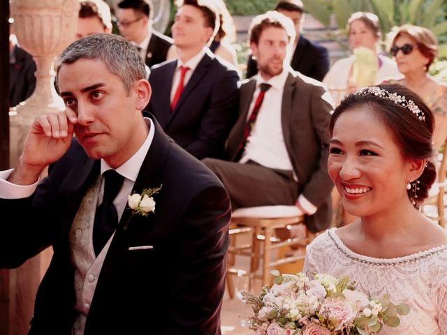 La boda de Alberto y Ying en Sevilla, Sevilla 16