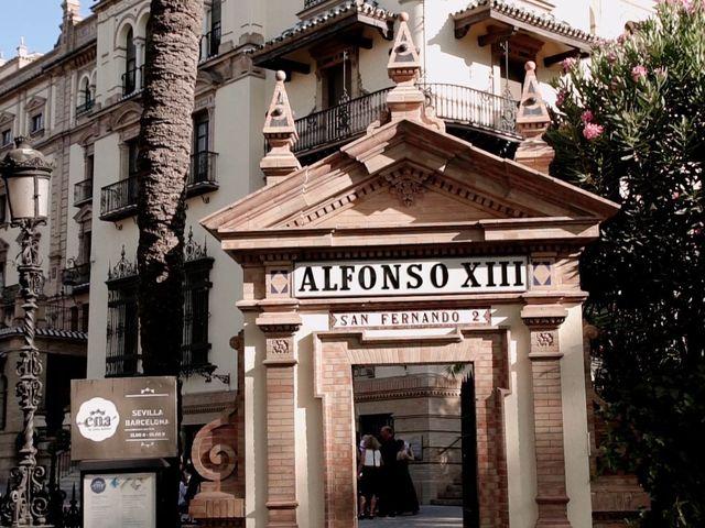La boda de Alberto y Ying en Sevilla, Sevilla 48