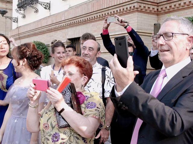La boda de Alberto y Ying en Sevilla, Sevilla 49